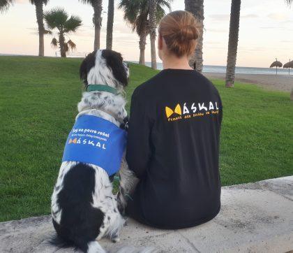 Jas y Roke - Jas We Can. Adiestradora Canina