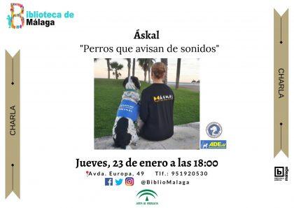 Askal. Red de adiestramiento de perros que avisan de sonidos- Jas We Can. Adiestradora Canina - Jas We Can