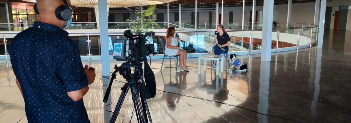 Jas We Can y Roke en Torremolinos TV